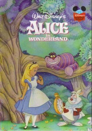 Alice in Wonderland (Disney's Wonderful World of Reading)