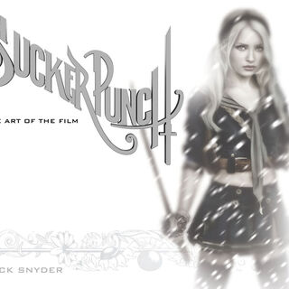 Sucker Punch-The Art of the Film.