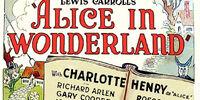 Alice in Wonderland (1933 film)