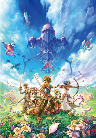 File:Heroes of Mana promo poster.png