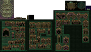 Map of Mana Fortress