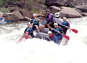 WV rafting 1998