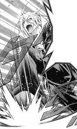 Akune using Zenkichi's and Kikaijima's techniques