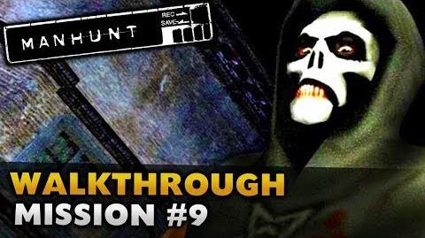 Manhunt - Gameplay Walkthrough - Scene 9 Drunk Driving