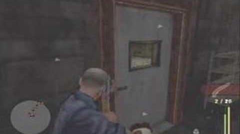 Manhunt - ps2 - Scene 10 Graveyard Shift 2