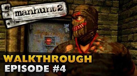 Manhunt 2 (Uncut) - Gameplay Walkthrough - Episode 4 Red Light