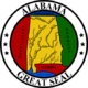 Seal of Alabama svg