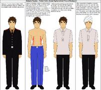 Natsume Toyama story chart (New World Map Game)