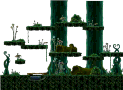 Map Stage 3 Mossy Tree Forest 3