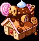 LifeR Gingerbread Gables