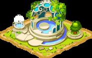 LifeR Ereve Fountain Garden