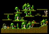 Map Blue Mushroom Forest 2