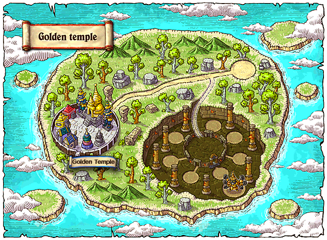 how to return to maple island
