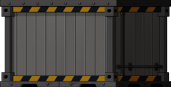 Mob Container Crate C