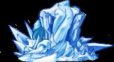 NPC Spirit of Snow Statue