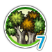 Mid forest 7 icon