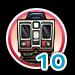Subway 10 icon