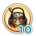 Swampy land 10 icon