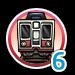 Subway 6 icon