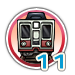 Subway 11 icon