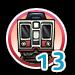 Subway 13 icon