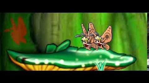 Glitchy MSA - disappeared fairy