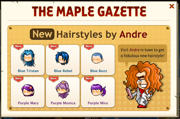 Themaplegazette