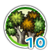 Mid forest 10 icon