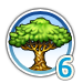 Tree dungeon 6 icon