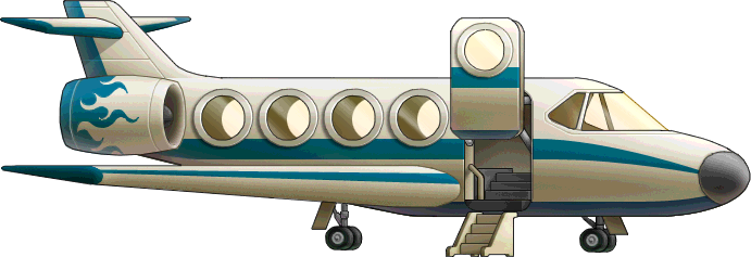 Kerning city airplane