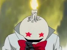 Body Candle Anime