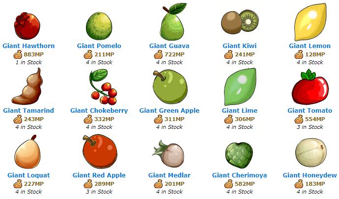 GiantFruitsShopItems
