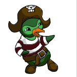 Newth battle pirate left