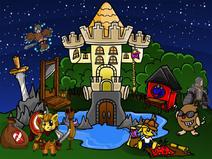 Castle night4