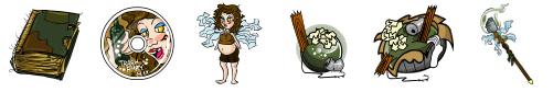 Trash Fairy items