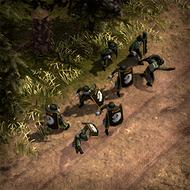 ALI Grenadiers 3DPortrait British