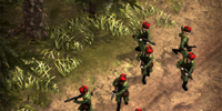 Red Army Soldiers