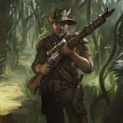 Cartel Elephant Hunter