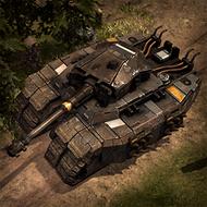 ALI SiegeTank 3DPortrait Base