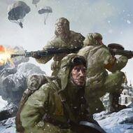 UNI Paratroopers Portrait