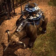 WAR Overlord 3DPortrait Nomad