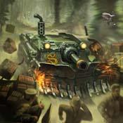 Cartel Dozer Tank