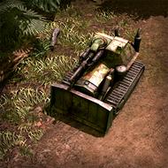 CAR KillDoser 3DPortrait Base
