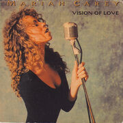 Mariahvisionoflovecover