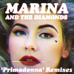 Primadonna remixes artwork
