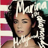 Hollywood single artwork