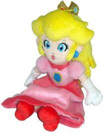 Super-mario-plush-8-princess-peach-soft-stuffed-plush-toy-japanese-import-photo-001