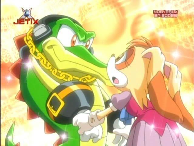 Vector x Vanilla | Mario and Sonic Couples Wikia | Fandom ...