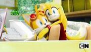 Tails and Zooey