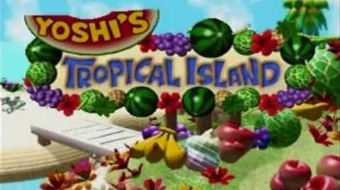 Mario Party Music - Yoshi's Tropical Island